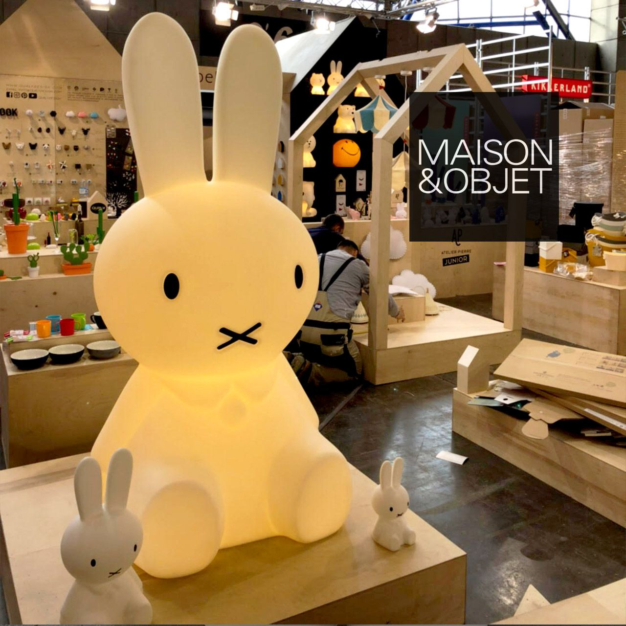 Mr Maria​ in Paris bei Maison & Objet 2018
