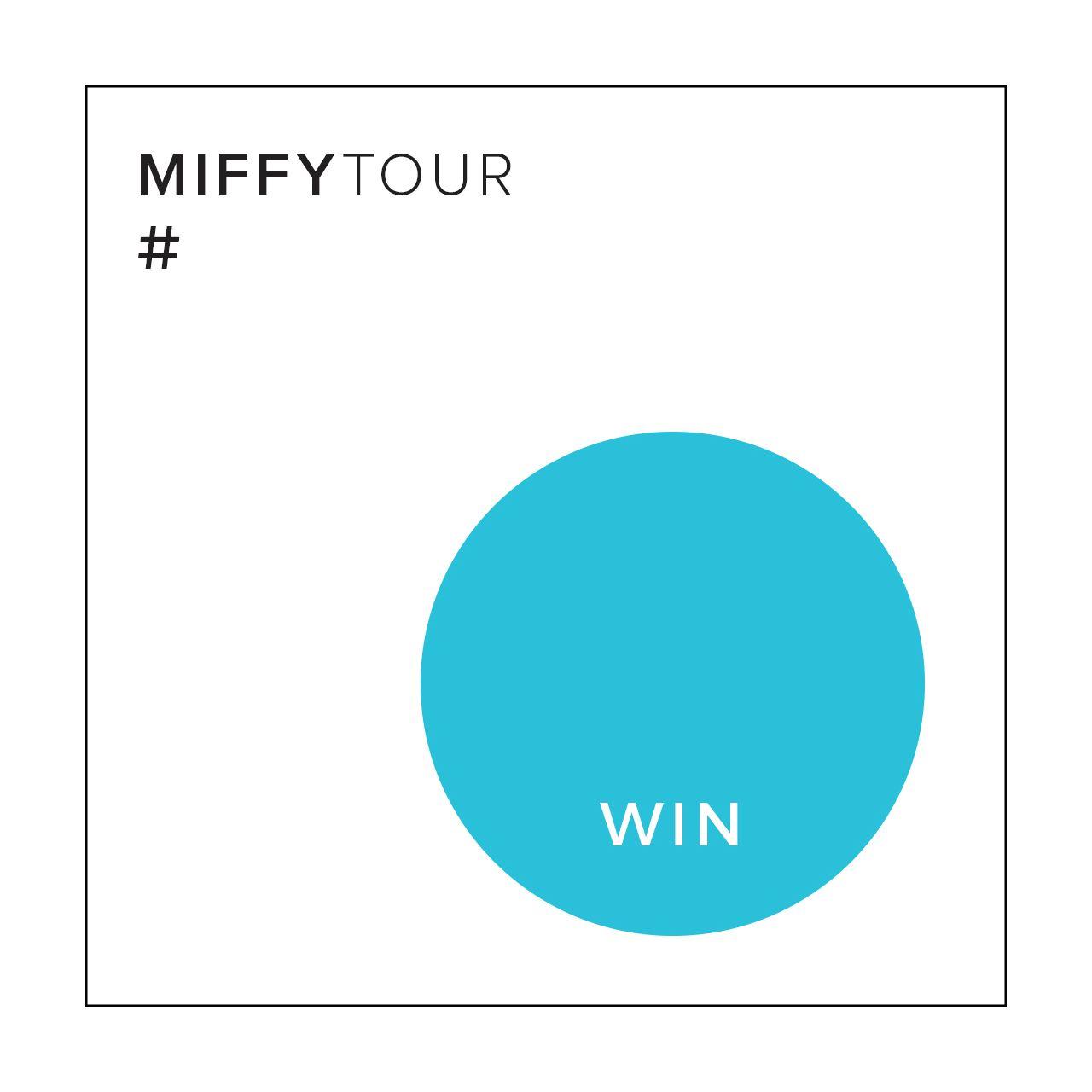 Mr Maria Gewinnaktion: Alles über die Miffy-Tour