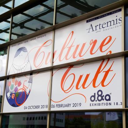 Mr Maria ist Teil der Design Ausstellung Culture Cult