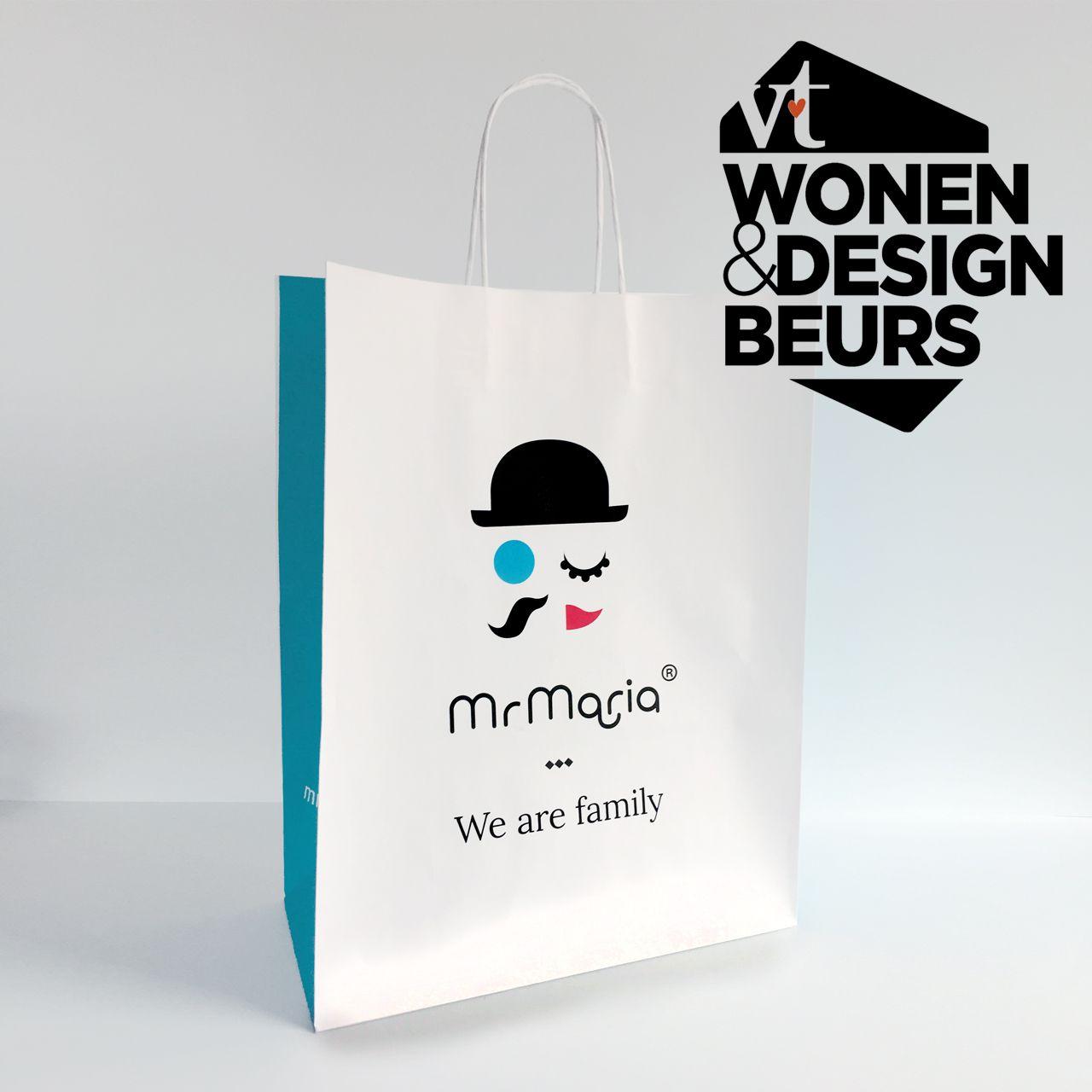 Mr Maria anwesend auf der vt wonen&design Messe 2017