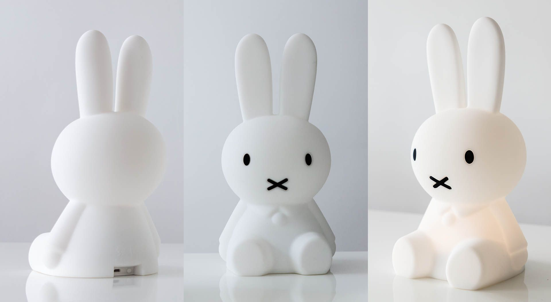 Mr Maria lamps, Miffy lamp Miffy First Light