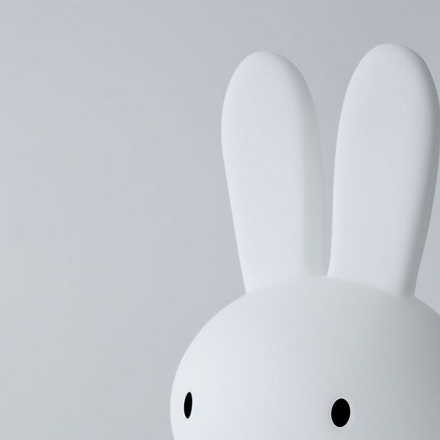 Miffy Original Design Lamp By Mr Maria We Are Family Mr Maria
