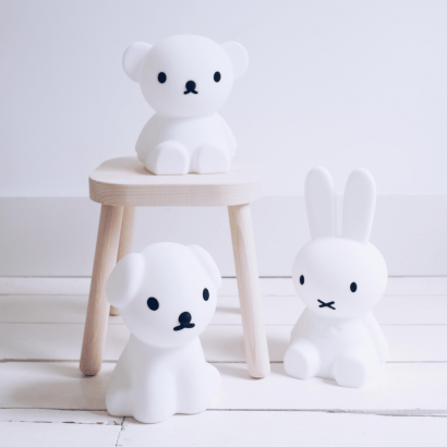 One month with Miffy and Friends