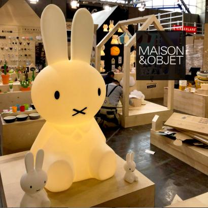 Mr Maria in Paris at Maison & Objet 2018