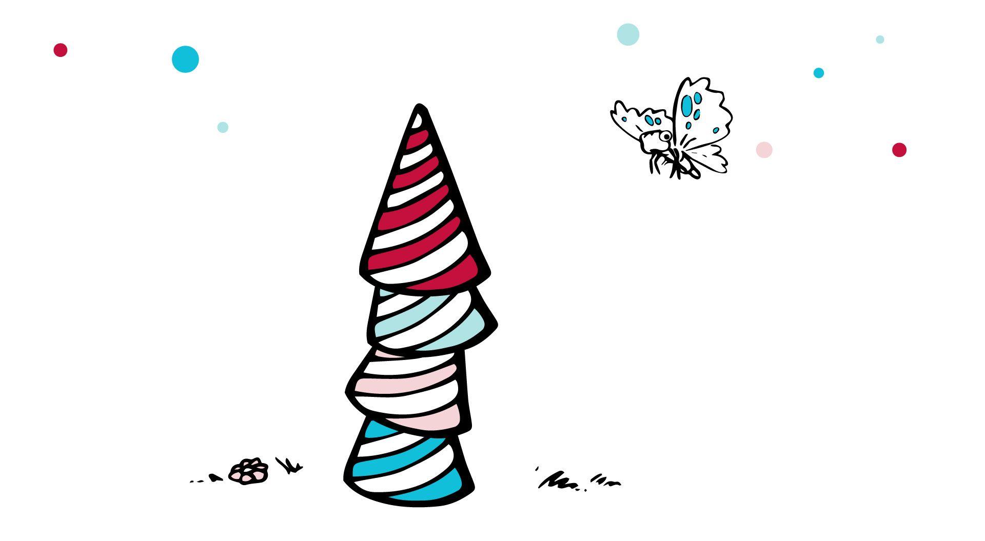 Mr Maria Festive Hats