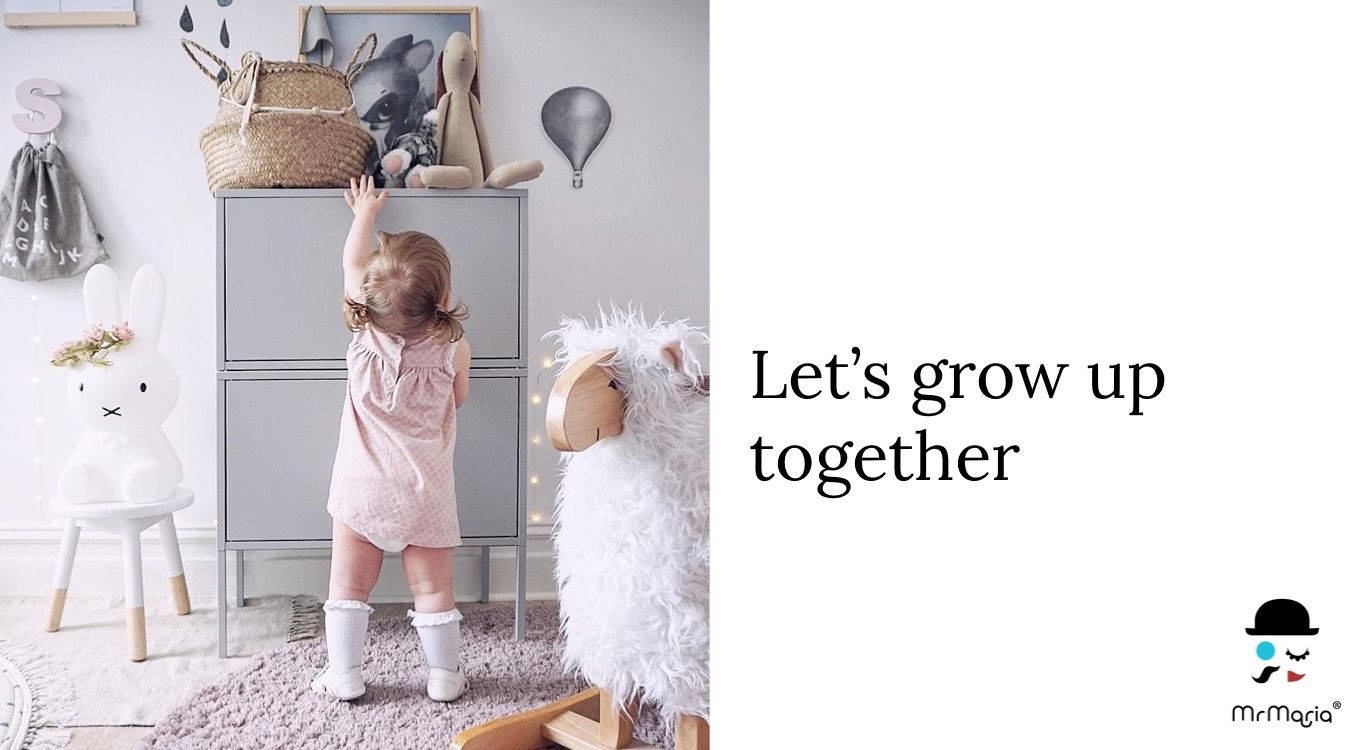 Mr Maria lets grow up together Miffy Original
