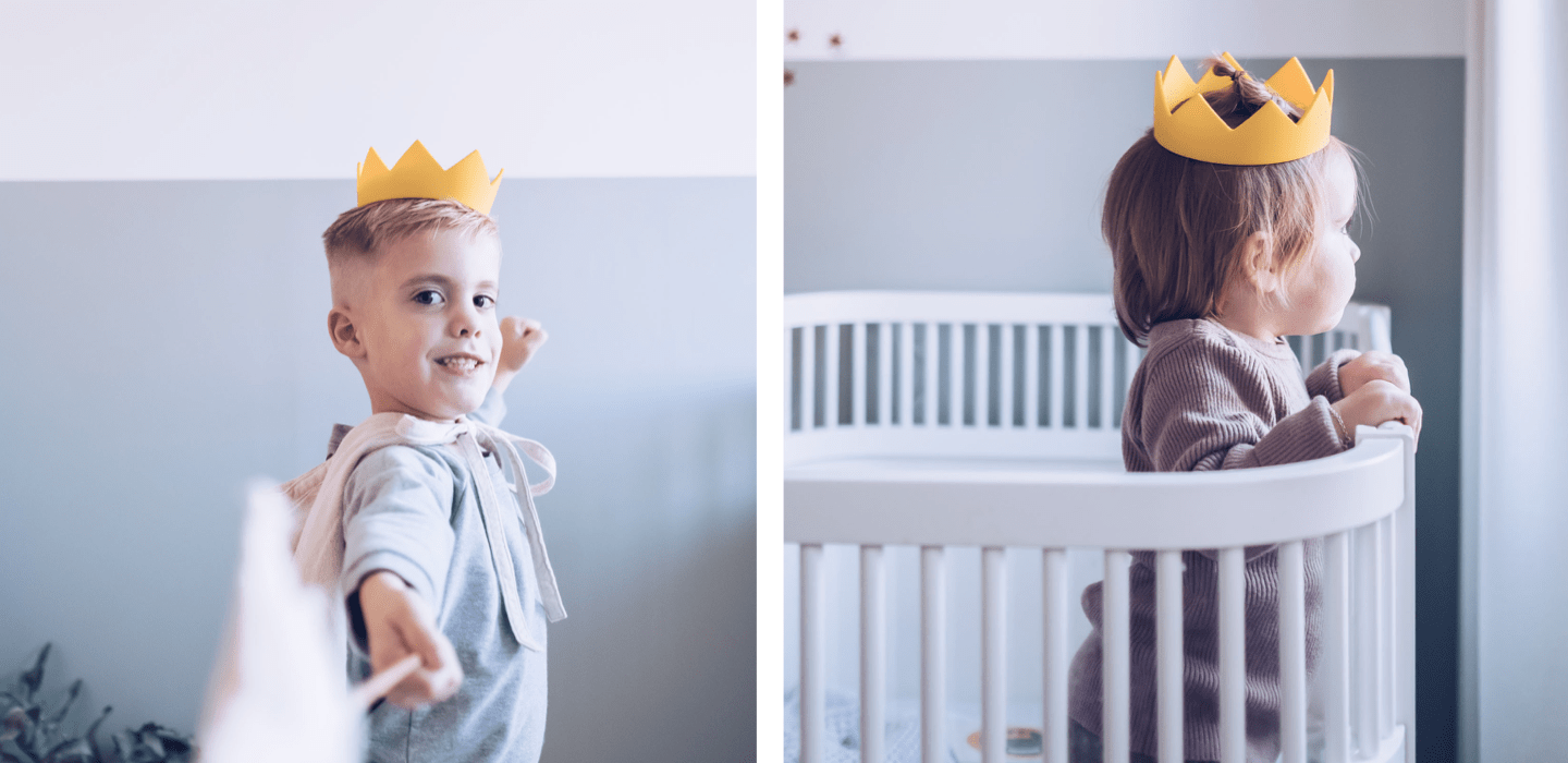 Lifestyle images of Miffy Crown gift and accessory by Mr Maria