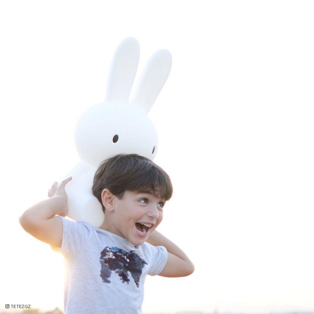 Miffy Lamp Happy boy tetezgz