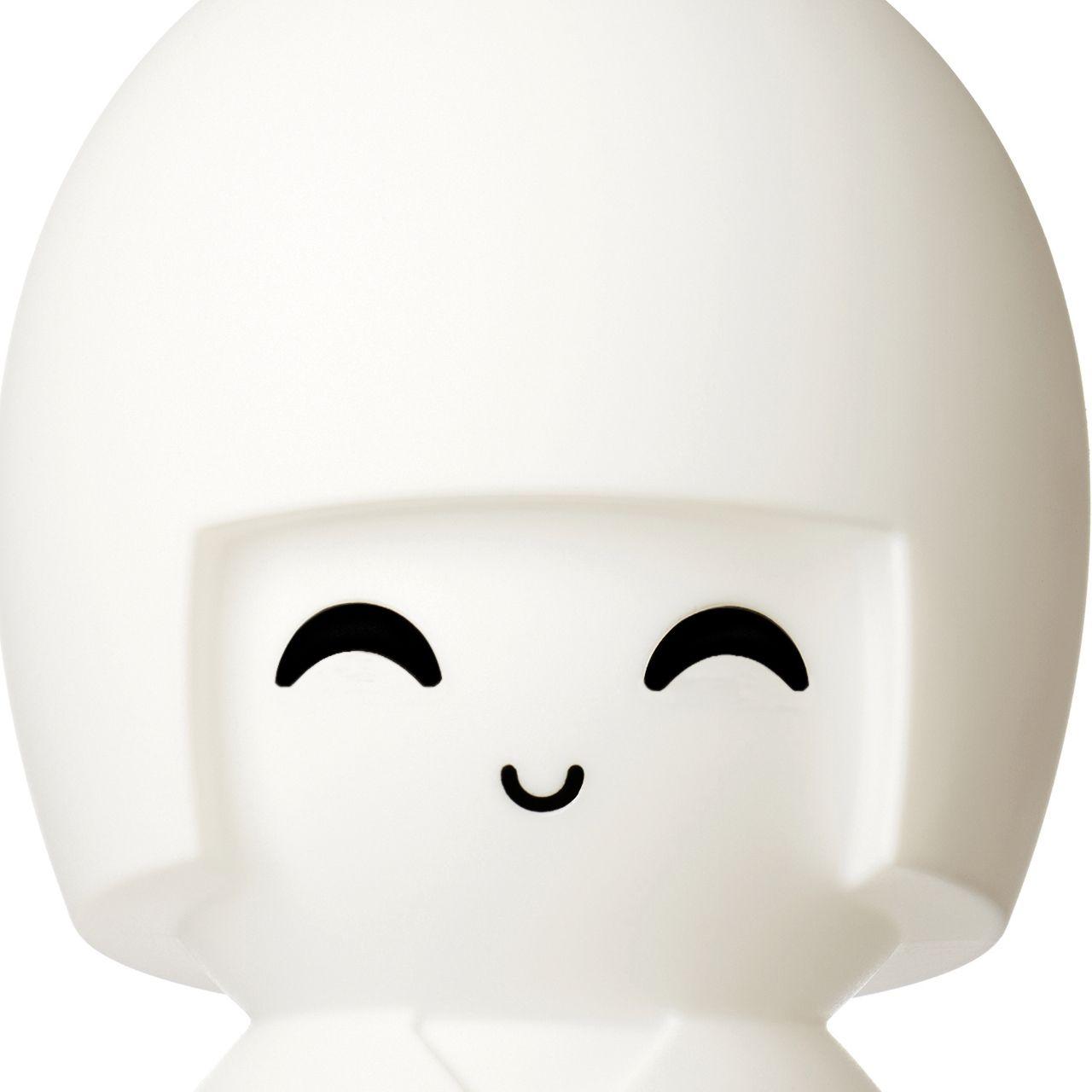 Mr Maria's Kokeshi lamp heeft een nieuwe look