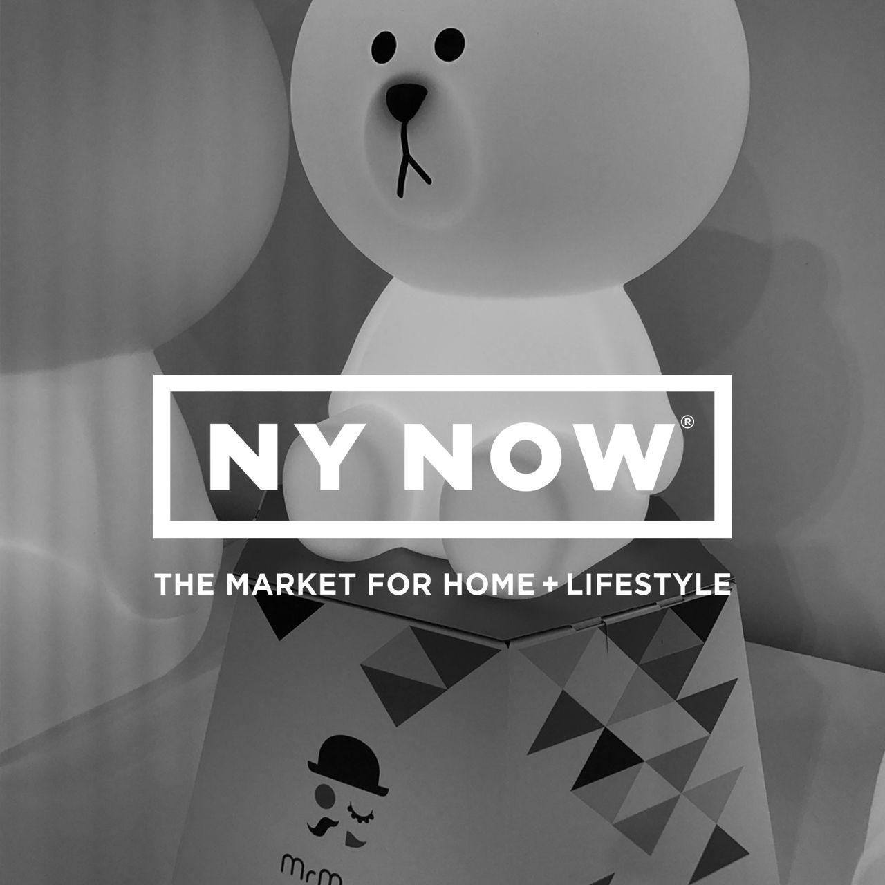 Mr Maria is te vinden op design beurs New York Now 2017