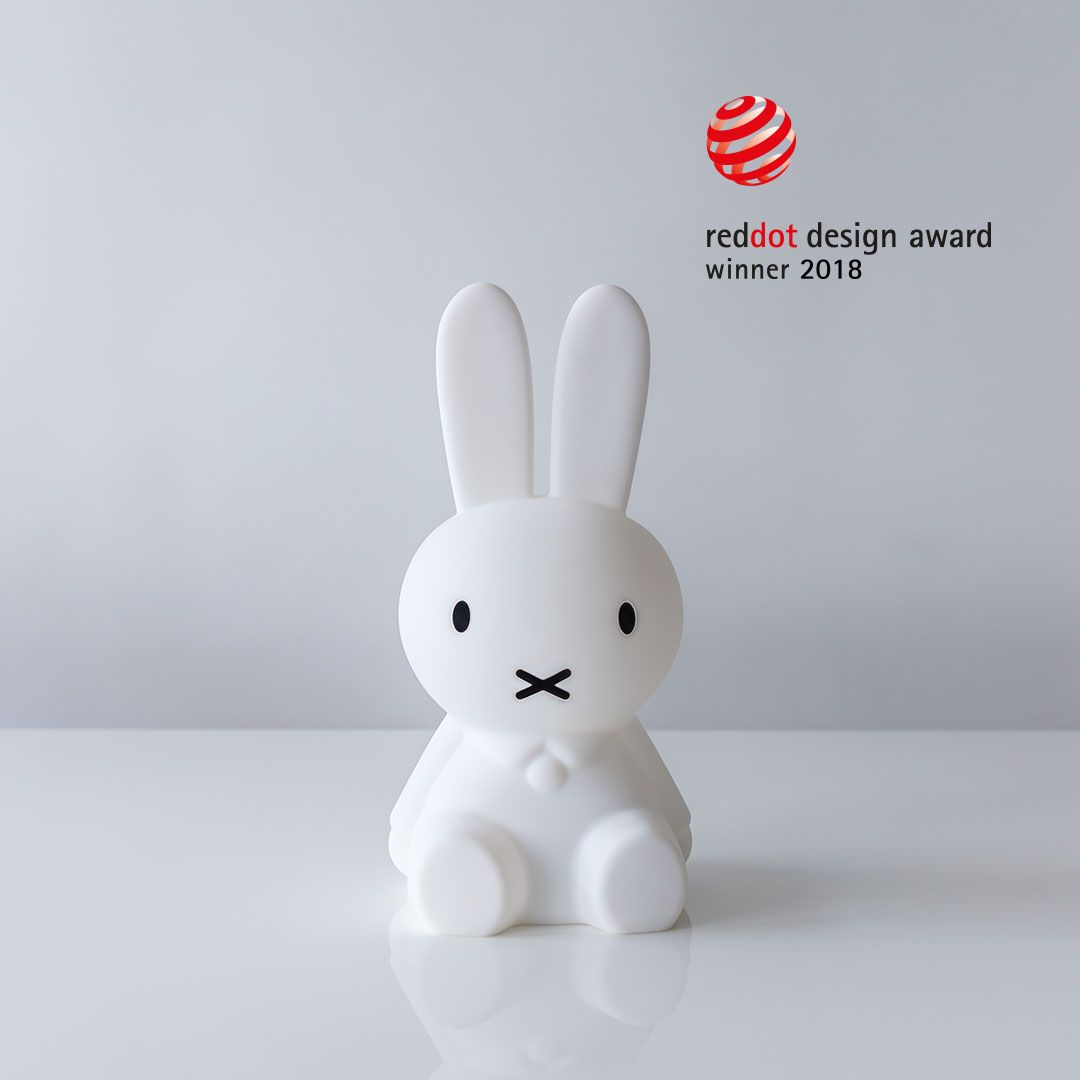Award voor high design quality: Mr Maria ontvangt Red Dot