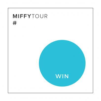 Mr Maria winactie: alles over de Miffytour