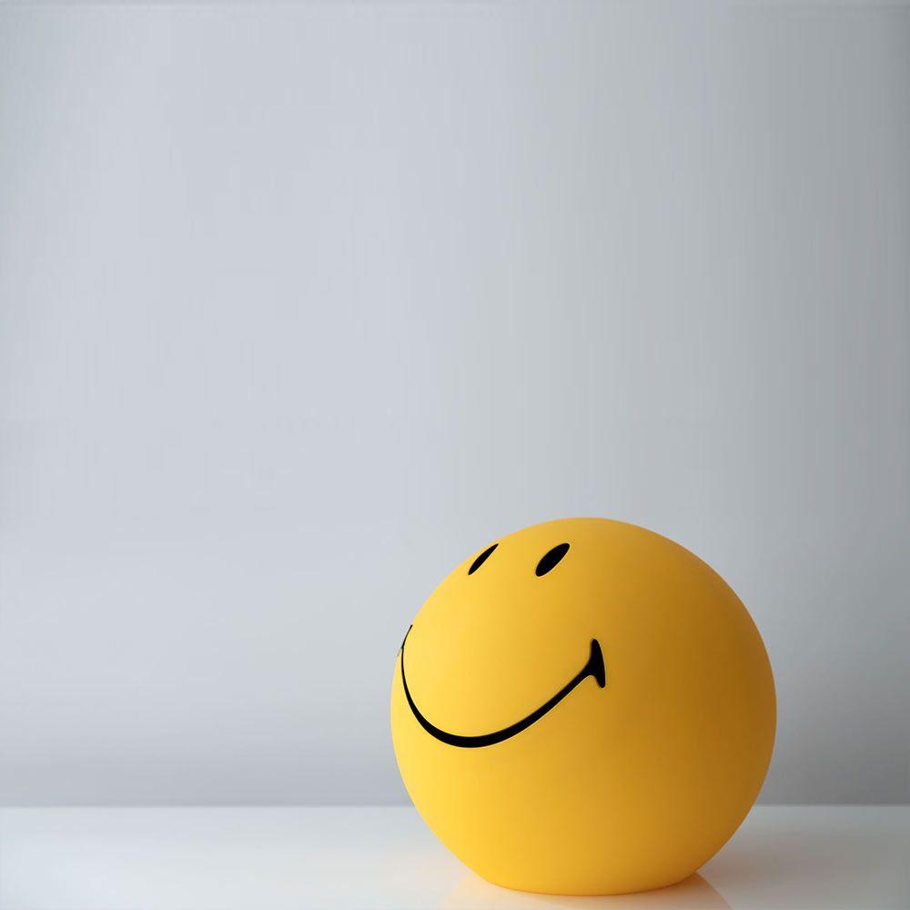 Smiley XL Lamp van Mr Maria Design LED Lampen