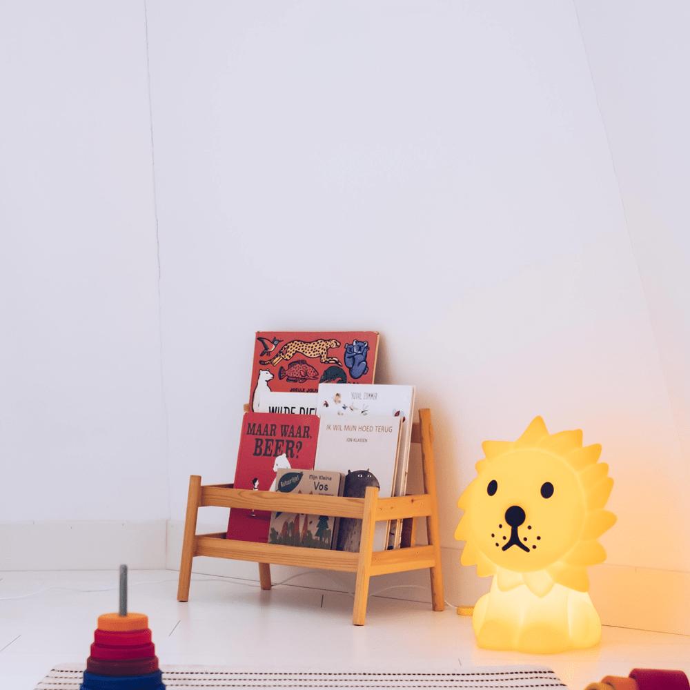 Leeuw Star Light - Nijntje en Vriendjes - Design LED lamp Door MR MARIA