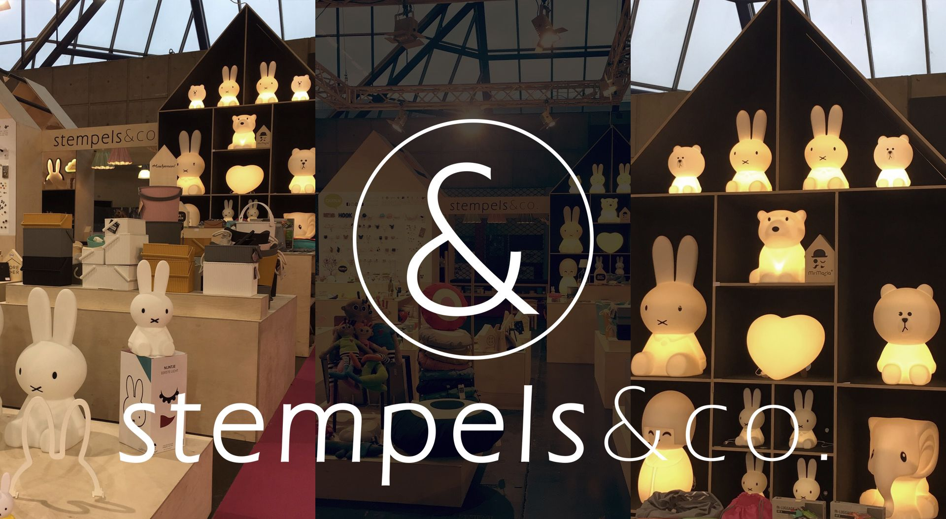Mr Maria Stempels & Co at Maison & Objet