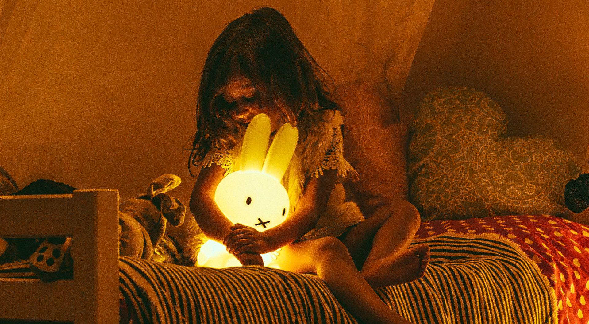 nijntje Eerste Licht nachtlamp