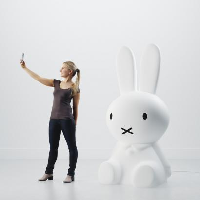 Miffy Icon: the big friendly giant