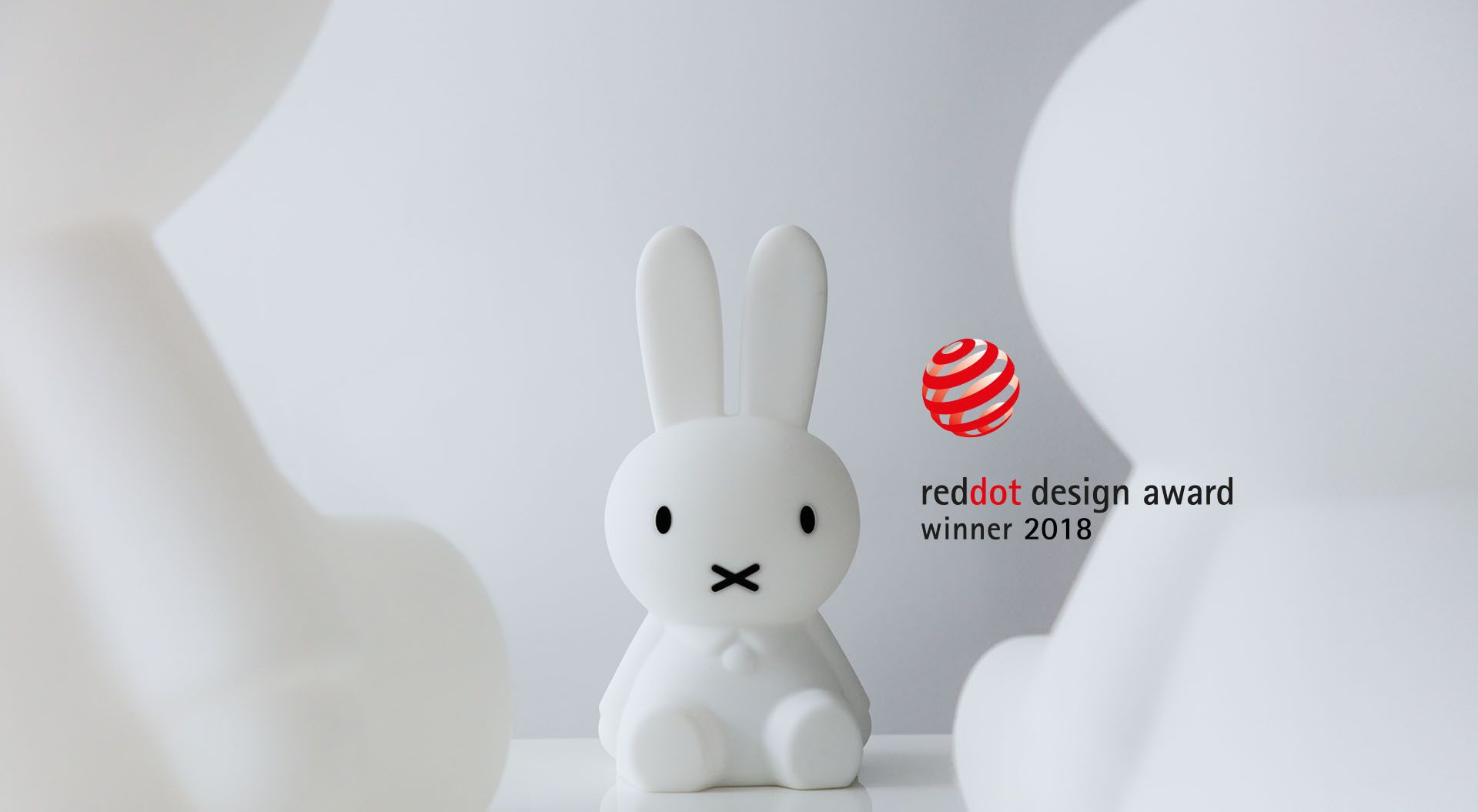 Miffy First Light Design lamp from Mr Maria